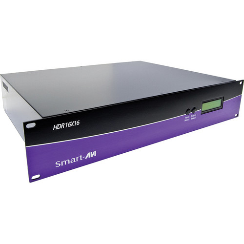 Smart-AVI 16-port HDMI 1.3 Matrix Switch (IR, RS-232)