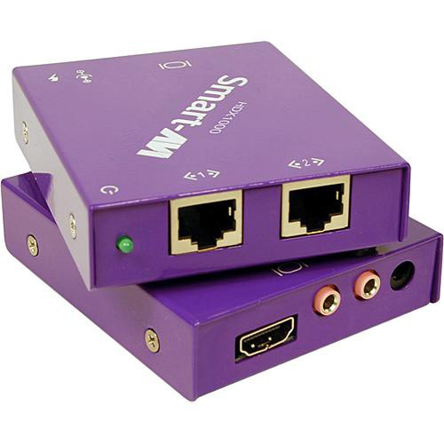 Smart-AVI HDX-RX1000S CAT6 IR HDMI Receiver