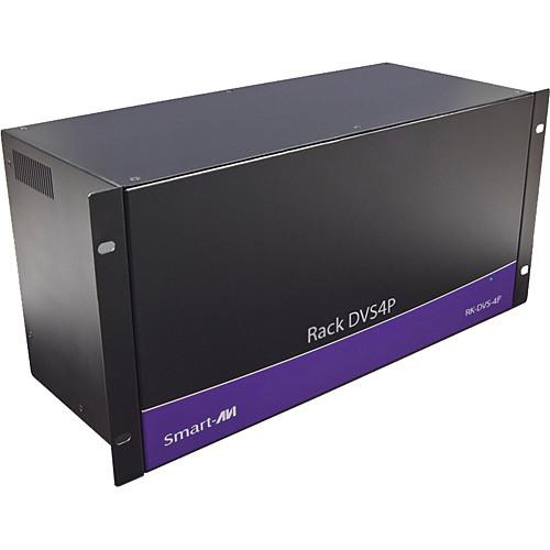 Smart-AVI RK-DVS4P-8S Video Splitter System