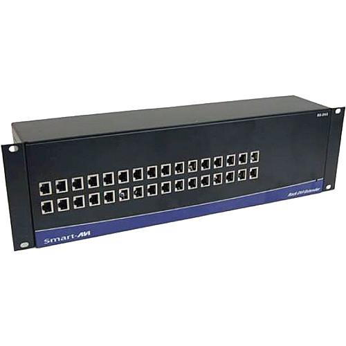Smart-AVI RK-DVS-TX16S 16-Port Transmitter for RACK-DVS200