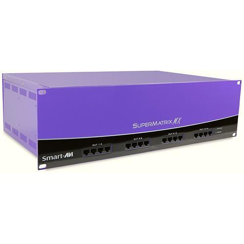 Smart-AVI SMX-AV6416S 64x16 SuperMatrix