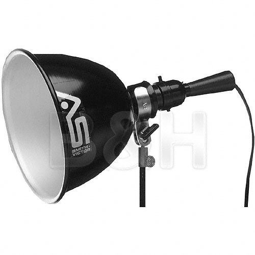 "Smith-Victor A8UL 8"" Adapta-Light with UM6 (120V)"