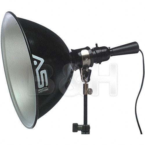 "Smith-Victor 910 UL 10"" Adapta-Light with UM6 (120V)"