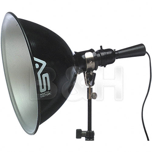 "Smith-Victor 910 UL 10"" Adapta-Light with UM6 (120V)"