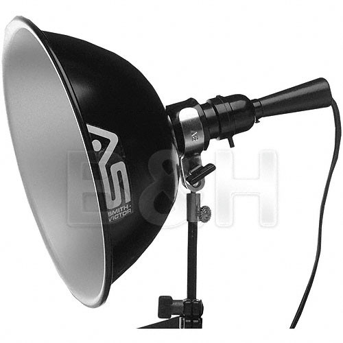 "Smith-Victor A10UL 10"" Adapta-Light (120V)"