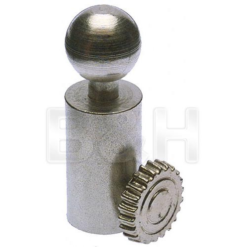"Smith-Victor 563 Stud Ball with 3/8"" Female Mount"