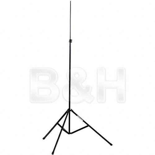Smith-Victor RS2 Raven 2-Section Light Stand (6.5')