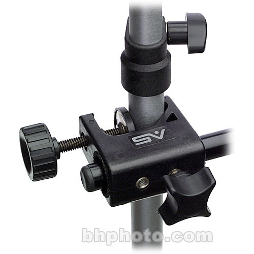 """Smith-Victor Mini Clamp For Surfaces up to 1 1/4"""""""