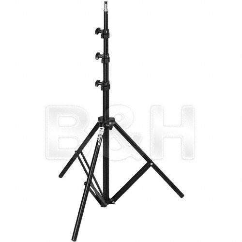 "Smith-Victor RS75 7'6"" Compact Aluminum Light Stand with 5/8"" Top Mount"