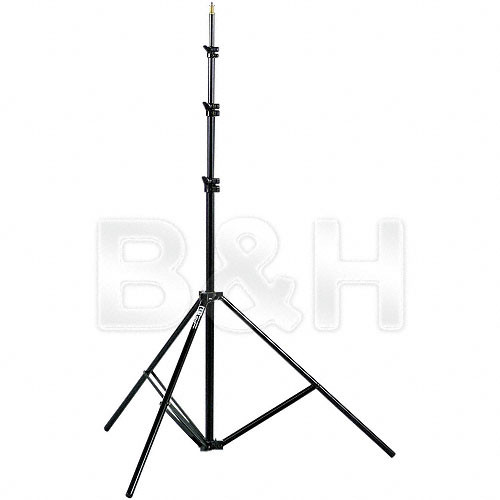 Smith-Victor RS10 Heavy Duty Aluminum Light Stand (10')
