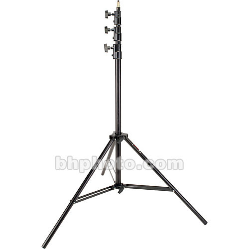 Smith-Victor RS13 Heavy Duty Air-cushioned Aluminum Light Stand (13')