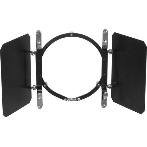 """Smith-Victor BD50 2-Leaf Barndoor Filter Holder for 5.0"""" Lights"""