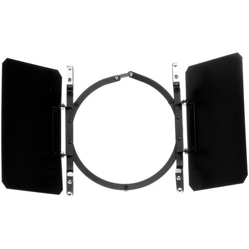 """Smith-Victor BD80 2-Leaf Barndoor Filter Holder for 8.0"""" Lights"""