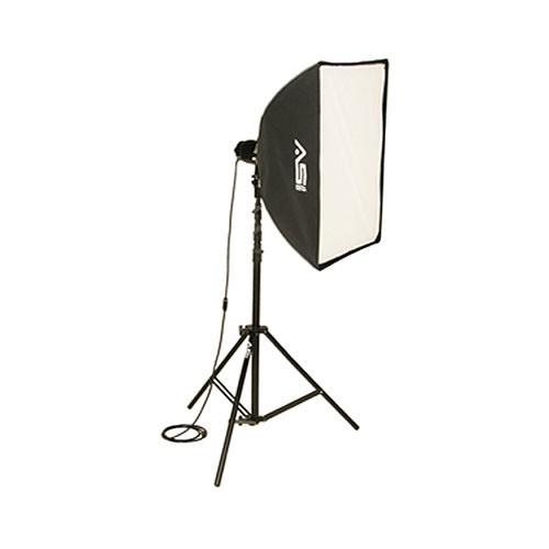 Smith-Victor K46 1-Light 600 Watt Portrait Kit (120V)