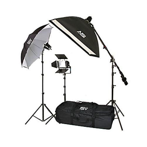 Smith-Victor K78 1850W Professional Portrait Kit (120V AC)