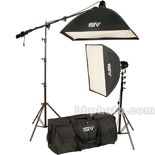 Smith-Victor K74 Pro Portraiture Kit (120V)
