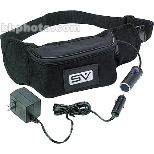 Smith-Victor Fanny Pack 12V Battery