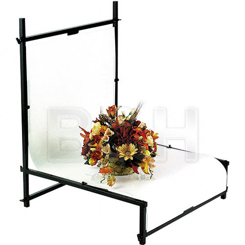 """Smith-Victor ST24 24"""" Opaque Base Shooting Table"""