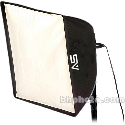 "Smith-Victor SBL-24 250 Watt Economy SoftBox Light - 24 x 24"" (120V AC)"