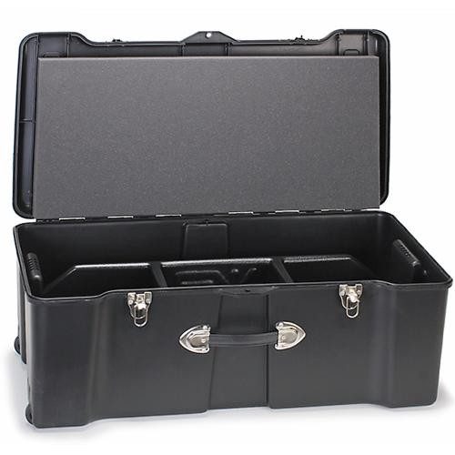 "Smith-Victor Light Cart Plastic Wheeled Case (17 x 32 x 13"")"