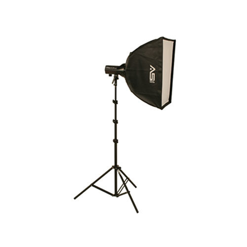 Smith-Victor FL300K One-Light 320Ws Softbox Kit