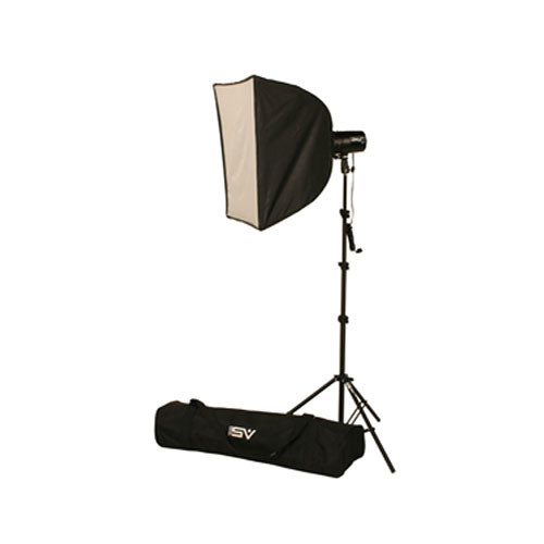 Smith-Victor FL190K 110Ws One-Light Softbox Kit