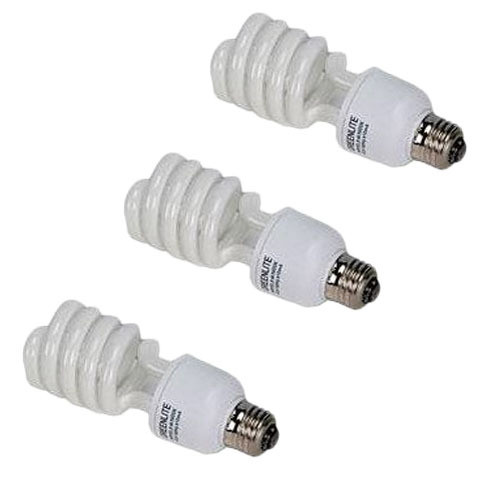 Smith-Victor FL75-3P 75w Fluorescent Lamp (3-Pack)