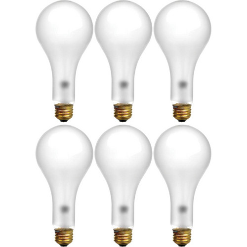 Smith-Victor ECT (500W/120V) Lamp (Pack of 6)
