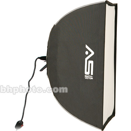 "Smith-Victor SBQ-36 500 Watt Professional SoftBox Light - 36 x 36"" (120V AC)"