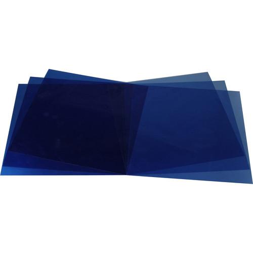 "Smith-Victor Light Balance Filter Assortment Color Effect Gels (12 x 12"")"