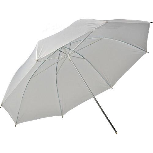 """Smith-Victor 45W 45"""" White Umbrella"""