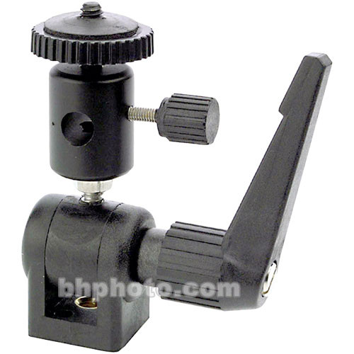 "Smith-Victor UM5 Umbrella Mount with 1/4""-20 Top and Bottom"