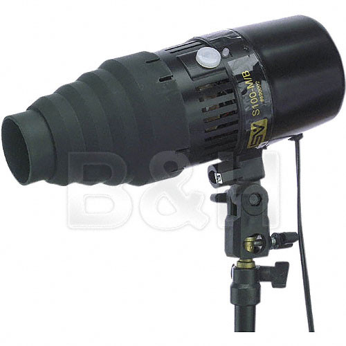Smith-Victor SN110 Snoot for FlashLite 110i Strobe Light
