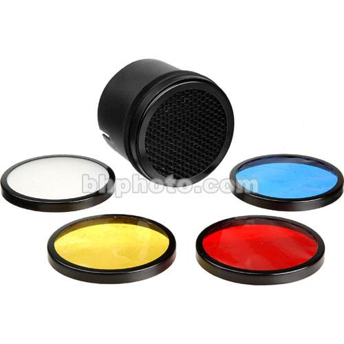 Smith-Victor CF110 Color Filter Set for FL110i Strobe Light