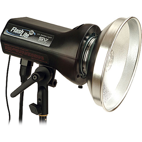 Smith-Victor Flashlite FLC200 200 Watt Constant Color Monolight (120V)