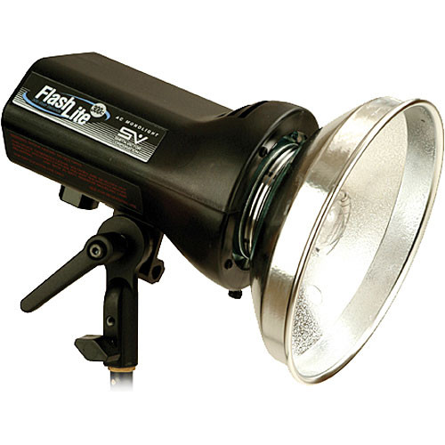 Smith-Victor Flashlite 320W FLC300 Constant Color Monolight (120V AC)