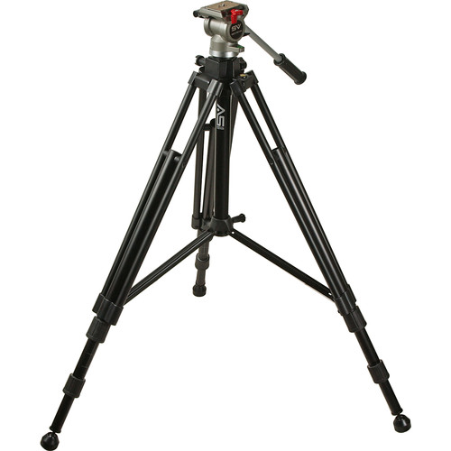 Smith-Victor Propod V Large Tripod with Pro-5 2-Way Head