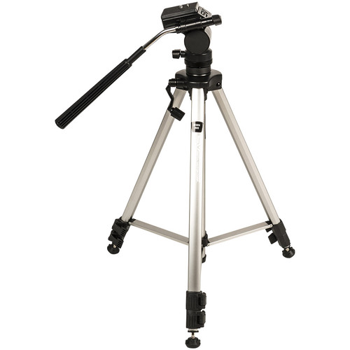 Smith-Victor Gemini 2600 Lightweight Tripod with 2-Way Head