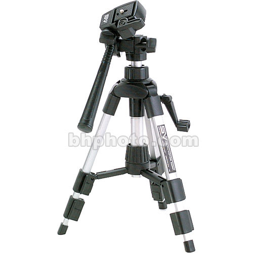 Smith-Victor P600 Digital Desktop Tripod with 3-Way Panhead