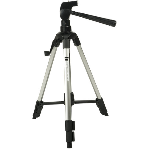 Smith-Victor P800 2-Way Panhead Tripod with Compact Base