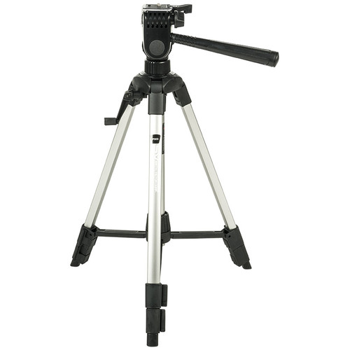 Smith-Victor P900 Pinnacle Tripod with 3-Way, Pan-and-Tilt Head