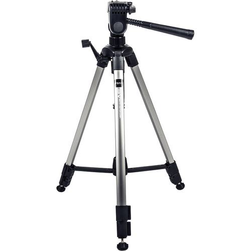 Smith-Victor P910 Pinnacle Tripod with 3-Way, Pan-and-Tilt Head