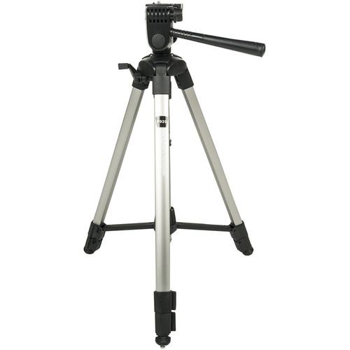 Smith-Victor P920 Pinnacle Tripod with 3-Way, Pan-and-Tilt Head
