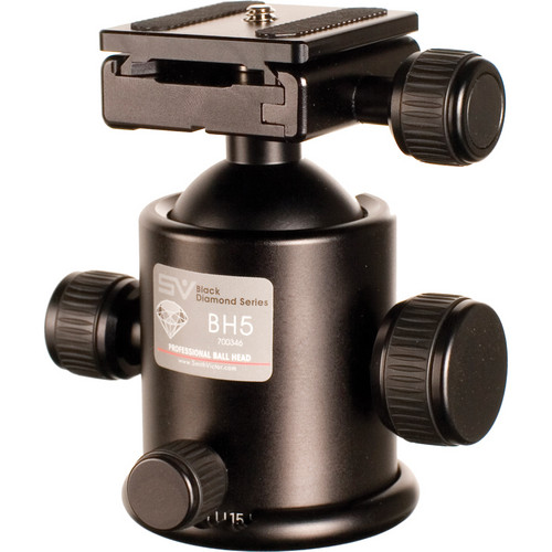 Smith-Victor BH5 Metal Alloy Ball Head