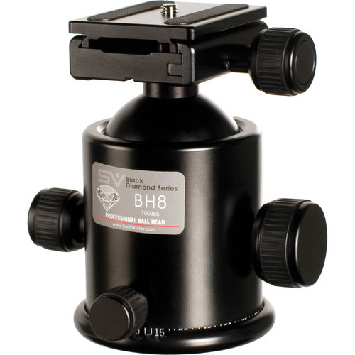 Smith-Victor BH8 Metal Alloy Ball Head