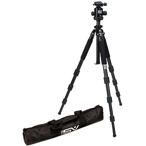 "Smith-Victor CF500 66"" Carbon Fiber Tripod with BH8 Ball Head"