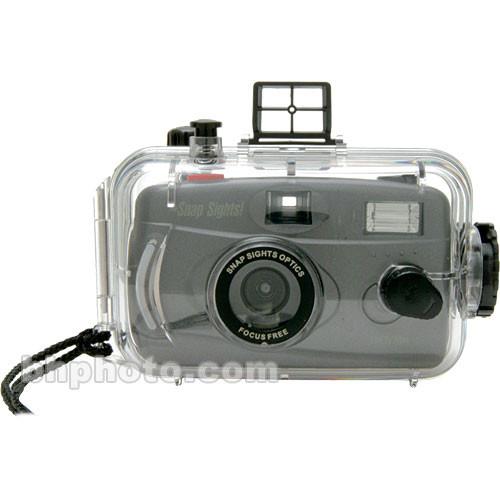 Snap Sights SS01 Underwater Camera w/ Flash