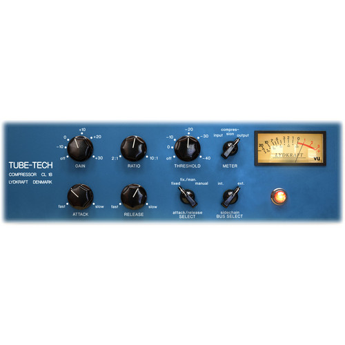 Softube Tube-Tech CL 1B - Compressor Plug-In (Native)