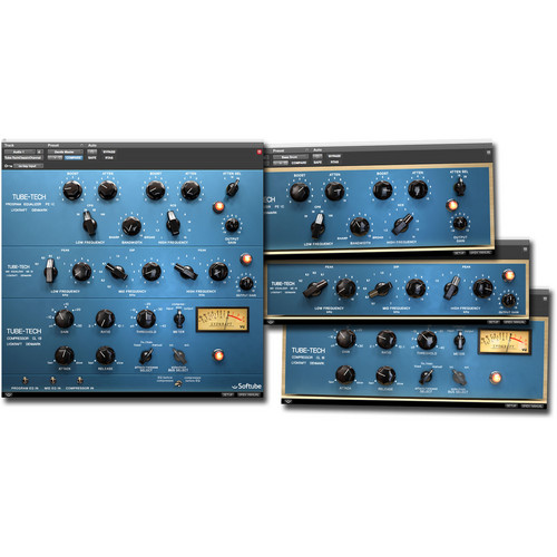 Softube Tube-Tech Classic Channel - Channel Strip Plug-In (Native)