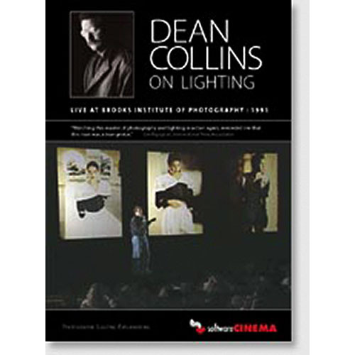 Software Cinema DVD-Rom: Training: Dean Collins On Lighting - Live at Brooks Institute